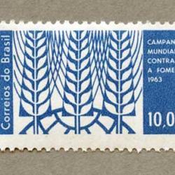 ブラジル 1963年FAOキャンペーン