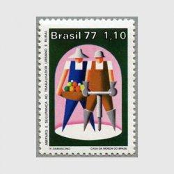 ブラジル 1977年労働者へのサポート