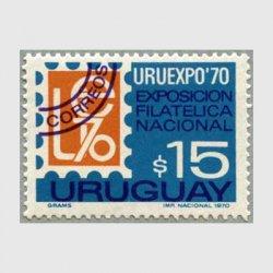 ウルグアイ 1970年URUEXPO'70