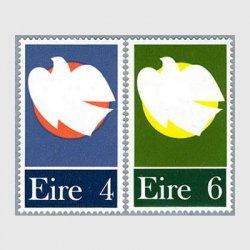 アイルランド 1972年太陽とハト2種