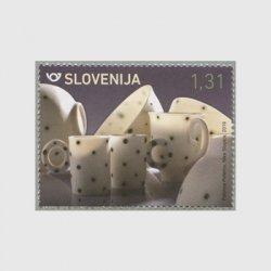 スロベニア 2019年現代美術工芸 - 磁器