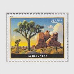 アメリカ 2019年ジョシュア・ツリー優先郵便切手