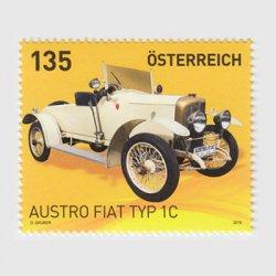 オーストリア 2019年AUSTRO FIAT TYP 1C