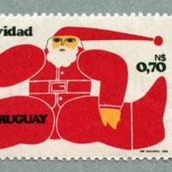 ウルグアイ 1977年クリスマス