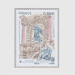 フランス 2019年春の郵趣サロン
