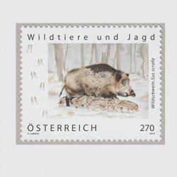 オーストリア 2019年猪