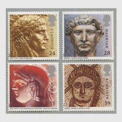 イギリス 1993年ローマ期の英国4種