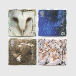 イギリス 2000年千年紀13次天空高く4種