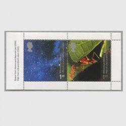 イギリス 2000年千年紀切手帳ペーン 蟻