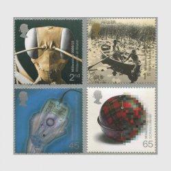イギリス 2000年千年紀21次 心と物 4種