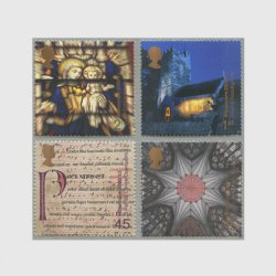 イギリス 2000年千年紀23次 心と祈り4種