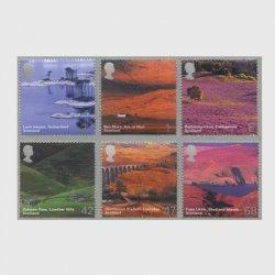 イギリス 2003年スコットランドの旅6種