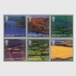 イギリス 2004年北アイルランドの旅6種