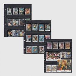 シャガール生誕100年記念切手コレクション(未使用)
