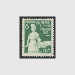 満州国 赤十字社創立5周年