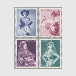 モナコ 1994年人形4種