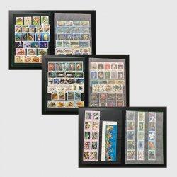 海外「水生生物」切手コレクション