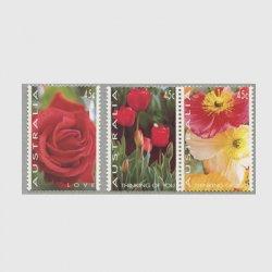 オーストラリア 1994年花3種