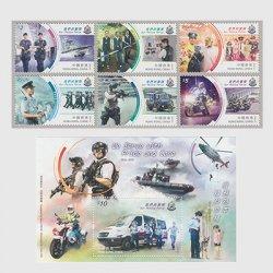 中国香港 2019年香港警察