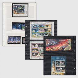 海外「宇宙」切手コレクション