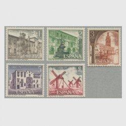 スペイン 1973年観光5種