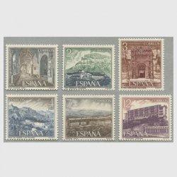 スペイン 1976年観光6種