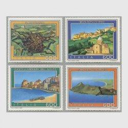 イタリア1990年観光地4種