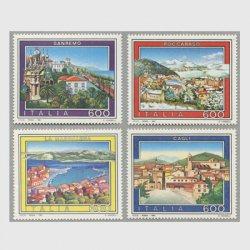 イタリア1991年観光地4種