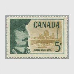 カナダ 1958年ケベック350年