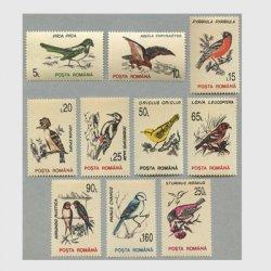 ルーマニア 1993年鳥10種
