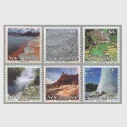 ニュージーランド 1993年風景 6種