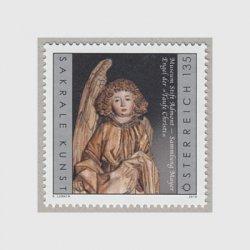 オーストリア 2019年アドモント修道院「天使」