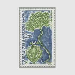 仏領南方南極 1993年ナデシコ科リアリア族の植物