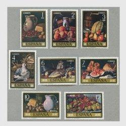 スペイン 1976年Luis Eugenio Menendezの作品8種
