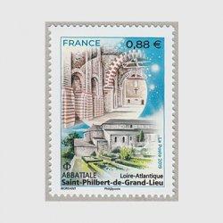 フランス 2019年サン・フィルベール・ド・グラン・リュー修道院