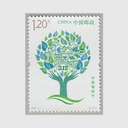 中国 2019年中国植樹節