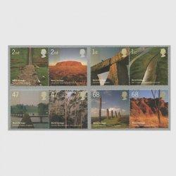 イギリス 2005年世界遺産6種