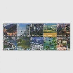 イギリス 2006年イングランドの旅10種連刷