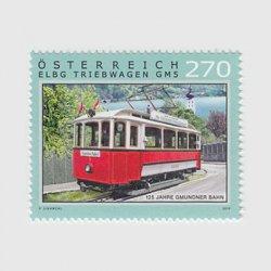 オーストリア 2019年グムンデン軌道線