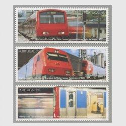 ポルトガル 1994年新型列車3種