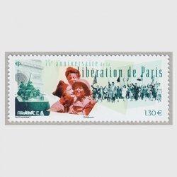 フランス 2019年パリの解放75年