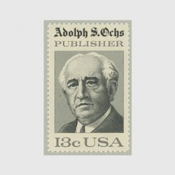 アメリカ 1976年アドルフ.S.オクス