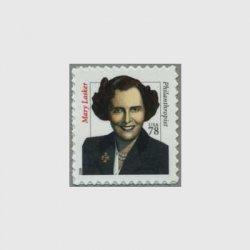 アメリカ 2009年普通切手メアリーラスカー