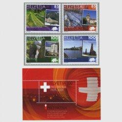 スイス 2009年夏季慈善