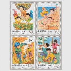 中国 2019年子供の遊び4種