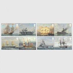 イギリス 2019年イギリス海軍8種