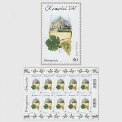 オーストリア 2019年ワインの産地・カンタプールDAC