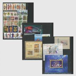 特別提供 外国切手(未使用)セット(191205_06)