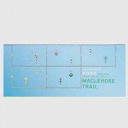 中国香港 2019年マクリホース・トレイル 切手帳