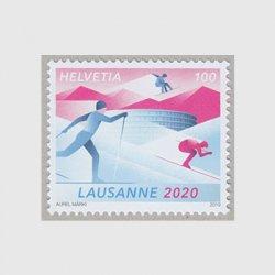 スイス 2019年冬季ユースオリンピック